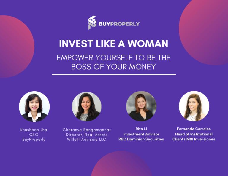 Webinar – Invest Like a Woman!